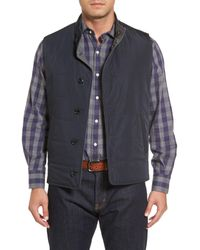 Peter Millar | Multicolor The Collection Reversible Vest for Men | Lyst