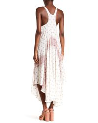 0078539796397 Free People Faithfully Yours Sleeveless Slip Dress in Pink - Lyst