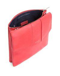Matt & Nat - Pink Hamel Vegan Leather Hobo Shoulder Bag - Lyst