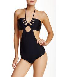Mikoh Swimwear - Black Cloudbreak One-piece Swimsuit - Lyst