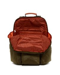 Marc New York - Black Ballistic Multi-compartment Backpack for Men - Lyst