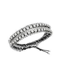 Swarovski - Metallic Venetie Bracelet - Lyst