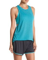 Fila - Blue Movable Motion Tank - Lyst
