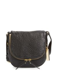 Vince Camuto - Black Baily Leather Crossbody - Lyst