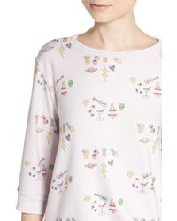 All Things Fabulous | Multicolor Candy Doodle Sweatshirt | Lyst