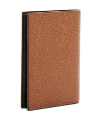 Lodis - Brown Stephanie Rfid Leather Passport Cover for Men - Lyst