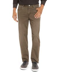 """Tommy Bahama - Multicolor Santiago Washed Twill Pants - 30-34"""" Inseam for Men - Lyst"""