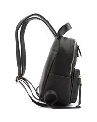 French Connection - Black Perry Small Backpack - Lyst