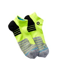 Stance - Green Alliance Low Fusion Athletic Socks for Men - Lyst