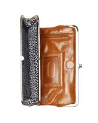 Hobo - Multicolor Lauren Leather Wallet - Lyst