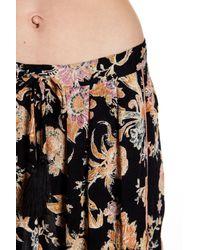 Free People - Black Bali Wildflower Pant - Lyst