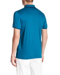 Ted Baker - Blue Kozani Polo for Men - Lyst