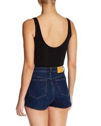Felina - Black Layering Bodysuit - Lyst