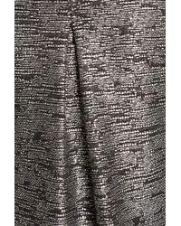 St. John Multicolor Anaya Metallic Knit Jacket