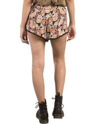 Volcom | Multicolor Simple Things Shorts | Lyst