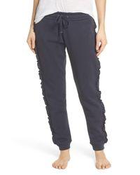 Make + Model - Blue Take It Easy Jogger Pants - Lyst