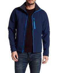 Helly Hansen   Blue Paramount Softshell Jacket for Men   Lyst