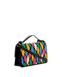 Ferragamo - Multicolor Aileen Leather Crossbody - Lyst