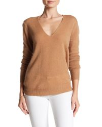 Theory - Multicolor Adrianna Feather Cashmere Sweater - Lyst
