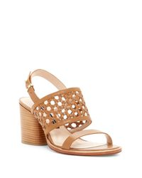 French Connection - Brown Cielo Sandal - Lyst