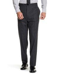 JB Britches - Gray Torino Print Trouser for Men - Lyst