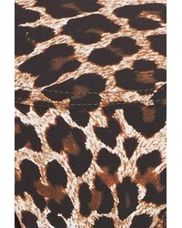 Hanky Panky - Brown Bare - Eve Leopard Print Thong - Lyst