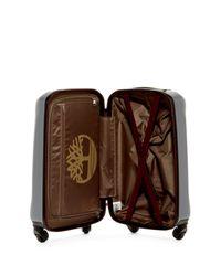 "Timberland - Multicolor Gilmanton 21"" Hardside Spinner Suitcase for Men - Lyst"