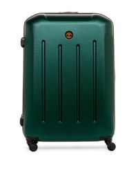 "Timberland | Green Gilmanton 21"" Hardside Spinner Suitcase 
