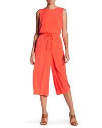 Cece by Cynthia Steffe | Pink Shilah Wide Leg Jumpsuit | Lyst