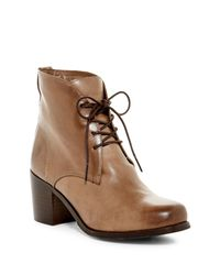 Frye | Brown Kendall Chukka Bootie | Lyst