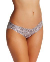 Spanx - Purple Lace Bikini - Lyst