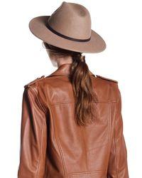 Ace of Something | Brown Oslo Wool Hat | Lyst