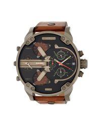 DIESEL - Multicolor Men's Mr. Daddy Quartz Chronograph Watch, 57mm for Men - Lyst