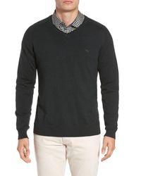 RODD AND GUNN - Multicolor Burfield Wool Sweater for Men - Lyst