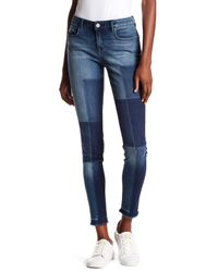 William Rast - Blue Perfect Skinny Jean Jr. - Lyst