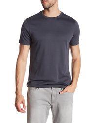 Robert Barakett - Gray Georgia Slim Fit Short Sleeve Shirt for Men - Lyst
