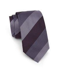 John Varvatos - Multicolor Collection Silk Skinny Tie for Men - Lyst
