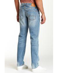 "Lucky Brand - Blue 121 Heritage Slim Jean - 30-36"" Inseam for Men - Lyst"