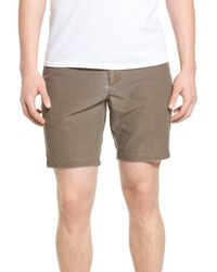 Billabong | Multicolor Outsider X Surf Hybrid Corduroy Shorts for Men | Lyst