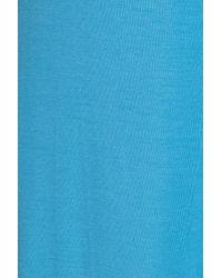 Midnight By Carole Hochman - Blue Ballet Nightgown - Lyst