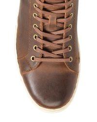 Born - Brown Beckler Sneaker for Men - Lyst