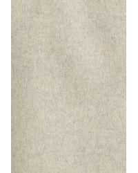 Eileen Fisher - Multicolor Double-face Wool Blend Coat - Lyst