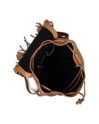 Day & Mood - Brown Anna Leather Backpack - Lyst