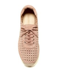 Marc Fisher - Multicolor Bailee Lace-up Espadrille Sneaker - Lyst