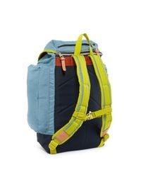 Poler Stuff - Blue Rucksack for Men - Lyst