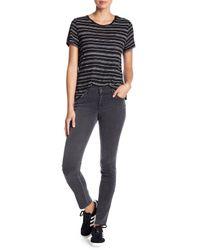 James Jeans Multicolor Twiggy Skinny Jeans