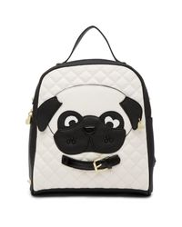 Betsey Johnson | Black Kitsch Dog Mini Backpack | Lyst