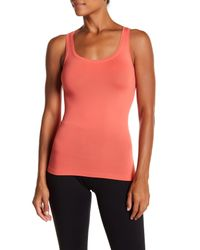 Hanro - Pink 'touch Feeling' Tank - Lyst