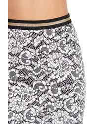 Trina Turk - Multicolor Paltrow Lace Skirt - Lyst