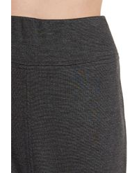 Philosophy Apparel - Multicolor Back Vent Ponte Skirt - Lyst
